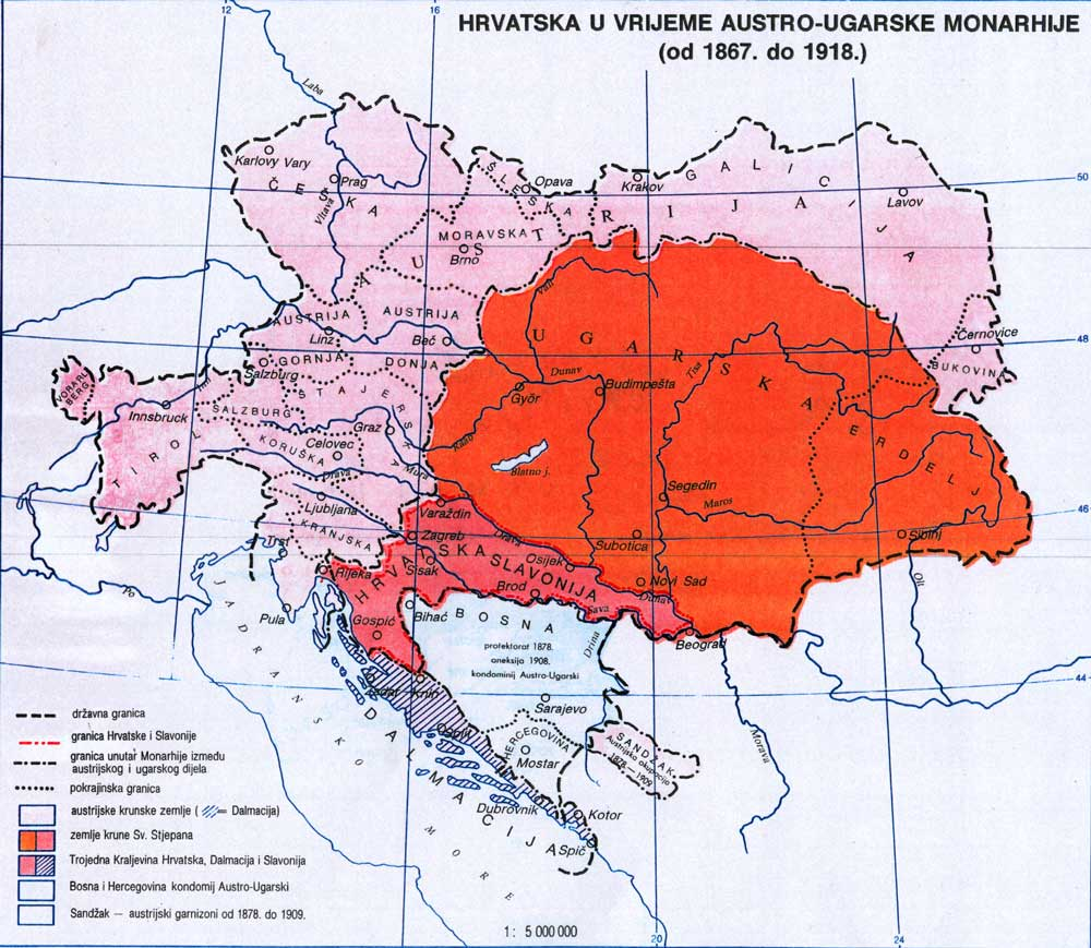 the conflicting egos in the austro hungarian empire Mention the growing militarism in europe (the belief that conflicts are best settled by war) and the buildup of military alliances too the conflict that sparked wwi was entirely between serbia and the austro-hungarian empire.